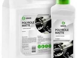 Полироль-очиститель пластика Polyrol Matte матовый блеск, ка