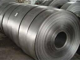 Полированная нержавеющая сталь (зеркало) в рулонах 0, 5мм