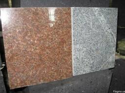 Полированные изделия из бетона, Гранит, гранитные изделия.