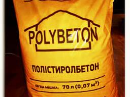 Полистиролбетон - сухая строительная смесь