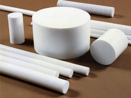 Политетрафторэтилен (фторопласт-4) диаметром 25-150мм