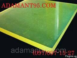 Полиуретан, лист, толщина 3-30 мм, размер 500х500 и 1000х100