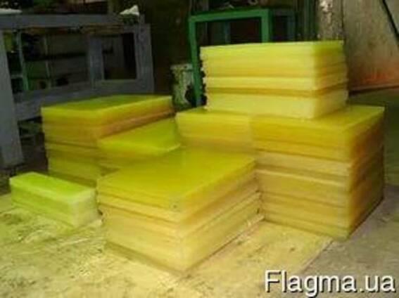 Полиуретан листовой толщиной от 5.0 мм до 50.0 мм