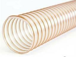 Полиуретановый рукав для пересыпки зерна, семечки, шелухи