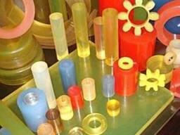 Полиуретановые изделия для промышленности и автотранспорта
