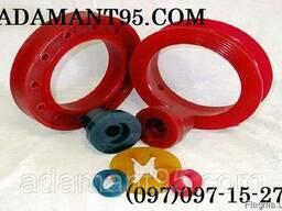 Полиуретановые кольца, манжеты и уплотнения. Изготовление по