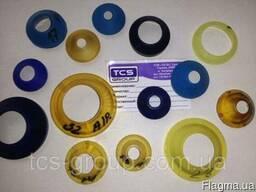 Полиуретановые кольца, втулки, муфты, демпферы, скребки