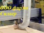 Гофрорукав ПУ армированный д. 250мм для стружки ЧПУ - фото 1