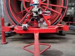 Поливальная установка Sigma (дождевалка, барабанная машина)