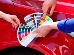 Полная покраска автомобиля в Киеве на Соломенке