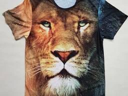 Полноцветная печать на футболках - цена производителя