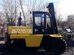 Полный капитальный ремонт Львовских погрузчиков, установка д