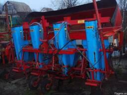 Полный комплекс для посадки, обработки и сборки картофеля