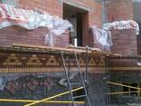 Общестроительные работы . Кладка стен - фото 3