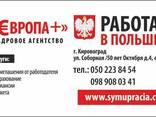 Полный пакет документов для рабочей визы в Польшу