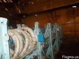 Полоса 65Г 2х400 2000 кг