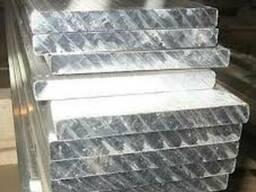 Полоса алюминевая АД31 анод 2*50*6000 купить, цена, гост