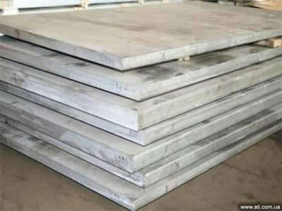 Лист алюминиевый 12мм. .. .150мм, Д16, АМГ, В95