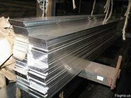 Полоса алюминиевая 50х5 60х6 80х6 100х8 75х3 30х3
