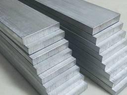 Полоса алюминиевая (шина) 50х10мм марка АД31
