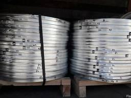 Полоса оцинкованная для заземления 50х2 мм порезка доставка
