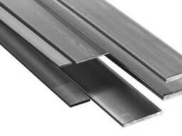 Полоса сталь 4Х5В2ФС толщиной 125 -150 мм.