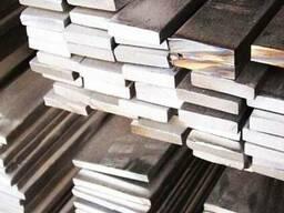 Полоса стальная 2 мм, металлическая на складе
