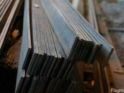 Полоса стальная ГОСТ 103-2006 от 20х4 мм до 50х5 мм