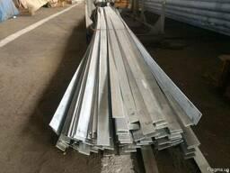Полоса стальная 25х4 мм мера 6 м цена за килограмм Днепр