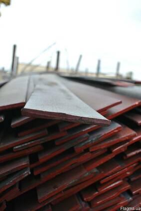 Полоса стальная 40х4 мм мера 6 м в г. Старобельск