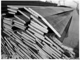 Полоса стальная 5 мм, металлическая на складе