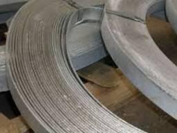 Полоса стальная черная и оцинкованная от 4*20 мм до 20*21мм