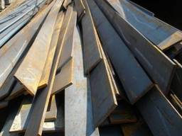 Полоса стальная, демонтаж