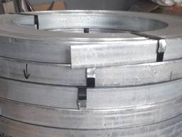 Полоса стальная оцинкованная 25х3 мм купить