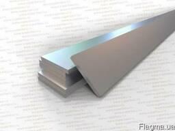Полоса стальная TSO 40х4 мм(1 м. п. - 1, 2 кг. ,Zn 300 г. /м. кв)