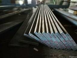 Полосы из штамповых сталей Х12МФ сталь инструментальная