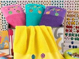 Полотенца махровые для детей