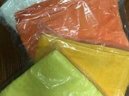 Полотенца махровые 100% х\б, 50\90см, 420 г\м2 плотность