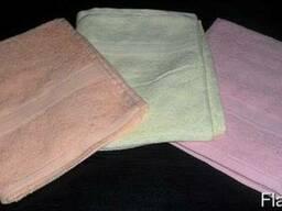 Полотенце махровое 50х90, полотенце цветное