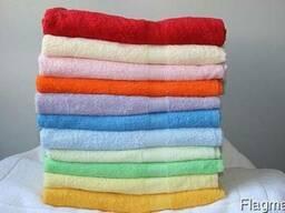 Махровые полотенца (хлопок 100%)