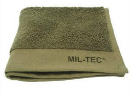 Полотенце Mil-Tec военное 50×30см (Olive)