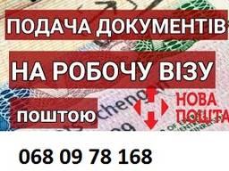 Польская виза по новой почте. Страховка