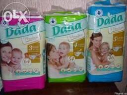 Польские памперсы DADA