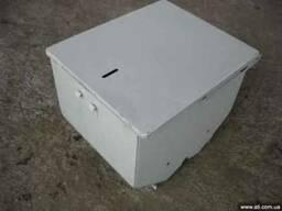 Полубанка туковысевающего аппарата(ящик без вала и шнека
