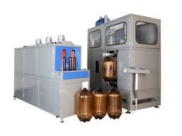 Полуавтомат выдува ПЭТ-бутылей и кег ПВ 19-40