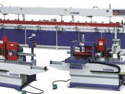Полуавтоматическая линия сращивания FJL-150