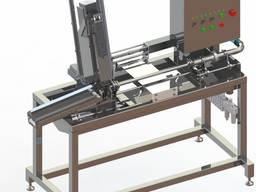 Полуавтоматическая машина для фасовки жидких и вязких продуктов в упаковку тубы ЧАБ