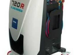 Полуавтоматическая установка для заправки кондиционеров авто