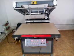 Полуавтоматический станок для шелкографии Dali A6090