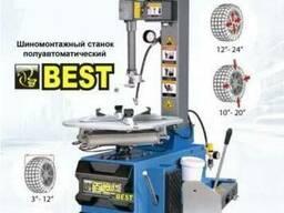 Полуавтоматический шиномонтажный станок Best T524